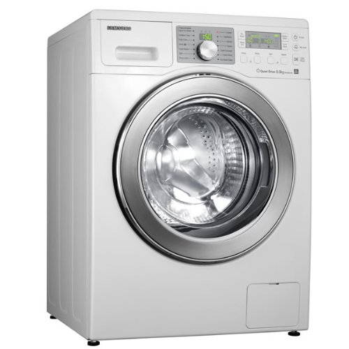 Samsung WF0804W8E 1400 rpm 8kg Bubble Wash Technology Washing Machine White