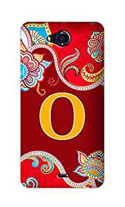 SWAG my CASE Printed Back Cover for Micromax Canvas Play Q355