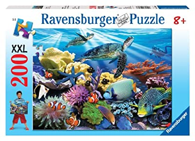 Ravensburger Ocean Turtles - 200 Piece Puzzle from Ravensburger