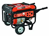 DuroMax Elite MX4500 4,500 Watt Portable Power Generator
