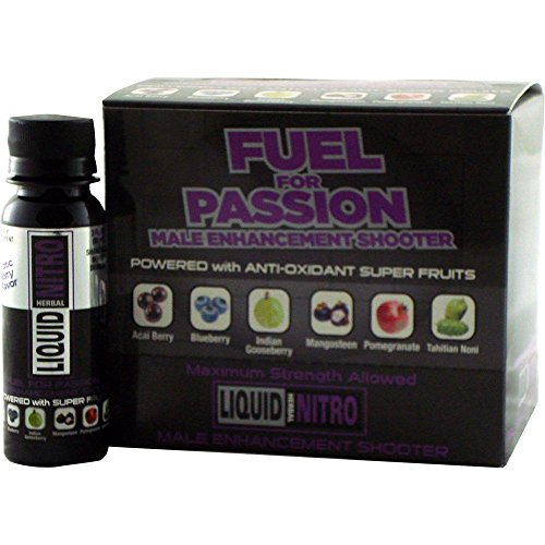 Liquid Nitro Fuel For Passion 12 Count Healthy Products
