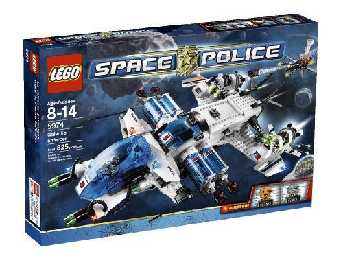 LEGO Space Police Galactic Enforcer (5974)