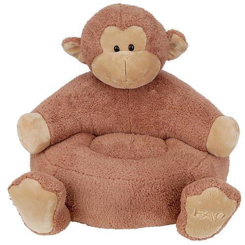 plush animal chairs them