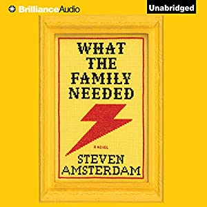 What the Family Needed Audiobook