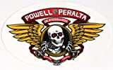 Powell Peralta Skateboard Sticker - Bones Brigade Winged Ripper Official Reissue