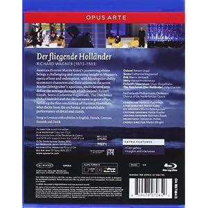 Der fliegende hollander, Richard Wagner / Le vaisseau fantôme [Blu-ray]