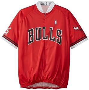 NBA Chicago Bulls Men's Cycling Jersey