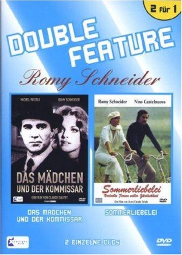 Das Mädchen und der Kommissar / Sommerliebelei [2 DVDs]