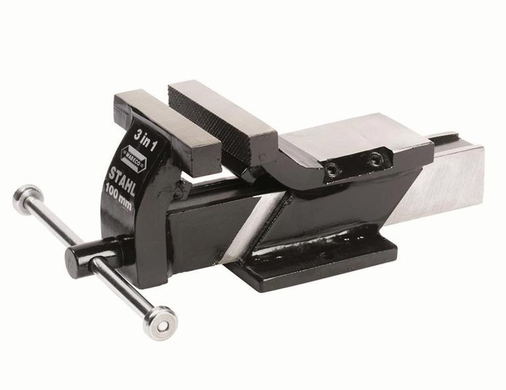 Blombach 830205 Schraubstock Backenbreite 150 mm Spannweite 150 mm  BaumarktRezension