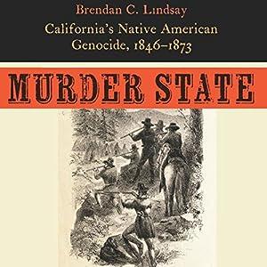 Murder State Audiobook