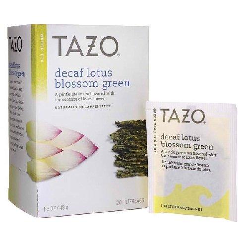 Tazo Tea Lotus Decaf Green Tea (3X20 Bag)