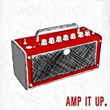 Amp It Up By Sundance Studio Art Print On Canvas 18x18 Inches