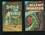 The silent invaders / Battle on Venus