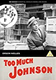 Too Much Johnson [DVD]