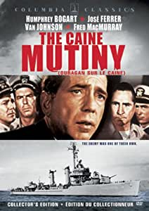 The Caine Mutiny / Ouragan sur le Caine (Bilingual) (Widescreen)