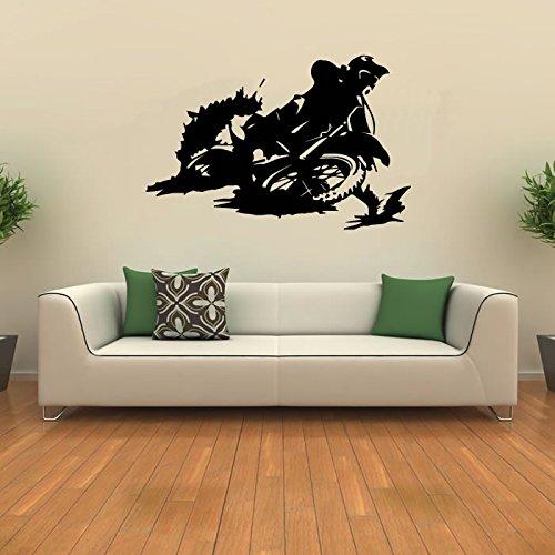 moto-motocross-patin-patin-etiqueta-de-la-pared-tatuajes-de-pared-arte-disponible-en-5-tamanos-y-25-