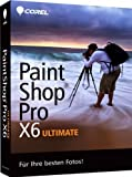Software - Corel PaintShop Pro X6 Ultimate