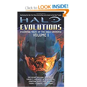 Halo: Evolutions Volume I: Essential Tales of the Halo Universe by Various Authors