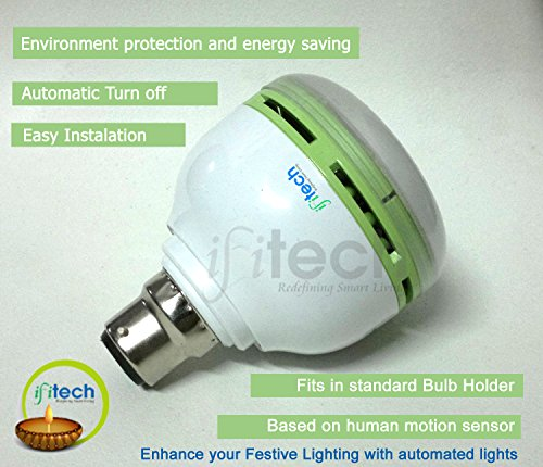 Ifitech 6W Smart LED Bulb
