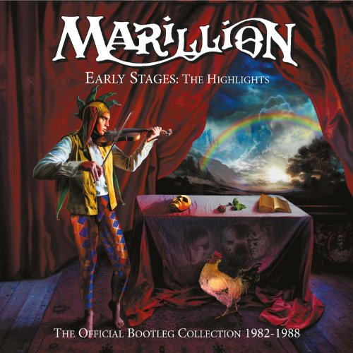 Marillion - Early Stages: The Highlights (The Official Bootleg Collection 1982-1988) - Zortam Music