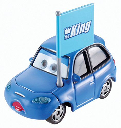 Disney/Pixar Cars Matthew True Blue Diecast Vehicle front-796253
