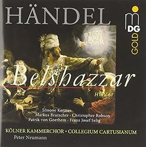 Handel:  Belshazzar, a Sacred