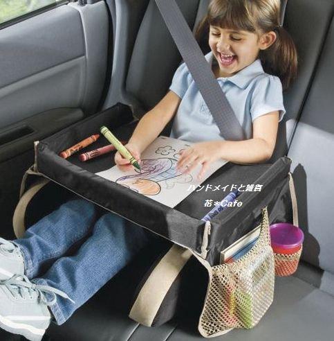 ベビーカー・チャイルドシート兼用のお絵かきカーシートボード コンビ ジュニアシート アップリカ