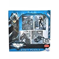 Funskool The Dark Knight Rises Batman 4-in-1