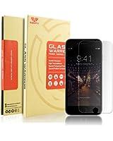 """SAVFY® Prime Protection écran en Verre Trempé Pour iPhone 6 Plus 6+ (5.5"""") - 0.3mm INRAYABLE et ULTRA RÉSISTANT INDICE Dureté 9H Haute transparence"""