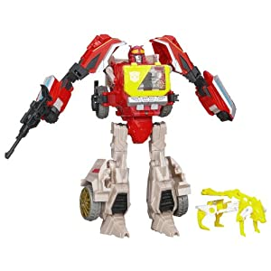 Transformers Generations Voyager Class Autobot Blaster Figure 6.5 Inches