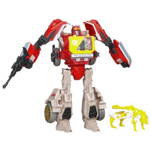 Transformers Generation 2012 [VY] Blaster w / Steel Joe (japan import)