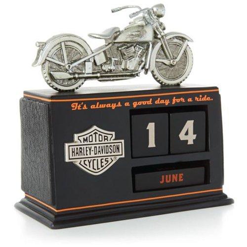 Hallmark DAV1409 Harley Davidson Perpetual Calendar
