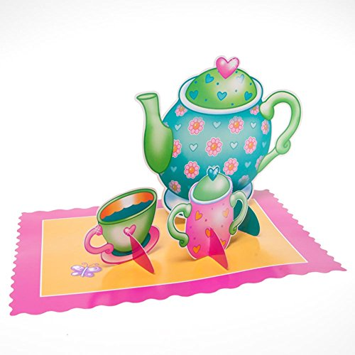 Tea T (Mad Hatter Party Decorations)