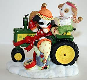 Amazon.com: Mary's Moo Moos John Deere Ho Ho Holy Cow 104199: Home