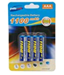 4 x Pack AAA Palo Palocell Rechargeab...
