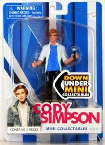 Cody Simpson Mini Collectables Figure ASSORTED