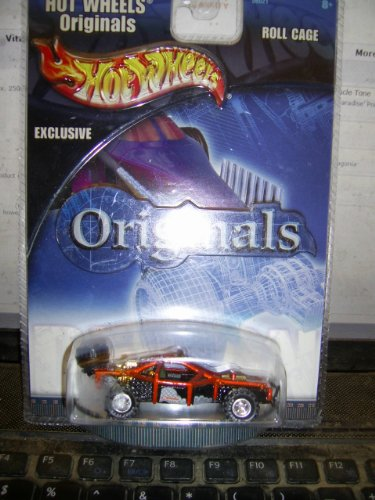 Hot Wheels Exclusive Originals Roll Cage