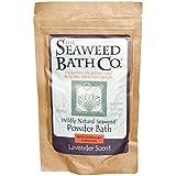 Seaweed Bath Co. - Wildly Natural Seaweed Powder Bath - Lavender, 2 oz powder
