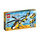 LEGO Yellow Racers 3-in-1 Vehicle
