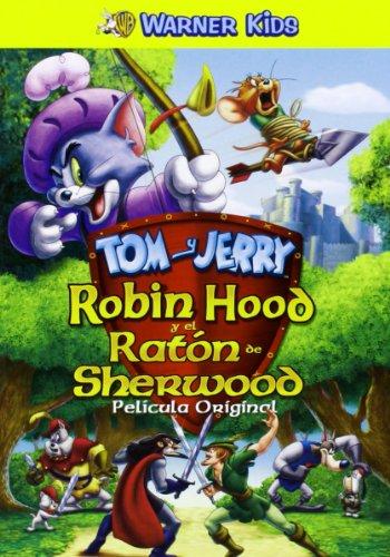 Tom Y Jerry: Robin Hood Y El Ratón De Sherwood [DVD]