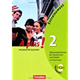 """� plus! - Ausgabe 2011: Band 2 - Klassenarbeitstrainer: Arbeitsheft mit eingelegten Musterl�sungen, (inkl. CD)von """"Sonja Bongratz"""""""