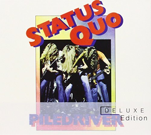 Piledriver [2 CD][Deluxe Edition] by Status Quo (2014-04-15)