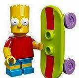 Lego The Simpsons Bart Simpson Blind Bag Mini-Figure