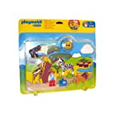 Playmobil 123 - Wild Animal Puzzle 6745by Playmobil 123