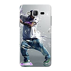 Mobile Back Cover For Samsung Galaxy On5 (Printed Designer Case)