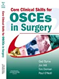img - for Core Clinical Skills for OSCEs in Surgery book / textbook / text book