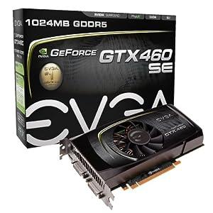 EVGA GeForce GTX460 SE 1 GB GDDR5 PCI-Express 2.0 Graphics Card 01G-P3-1366-TR