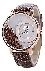 EBI MxRe Analogue Movable Beads Designer Braclet Jwellery Fashion Stylish Womens ,Girls & Ladies Wrist Watches