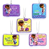 5-piece Christmas Ornament Set (Doc McStuffins)