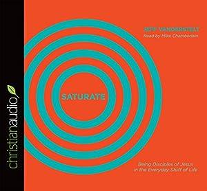 Saturate Audiobook